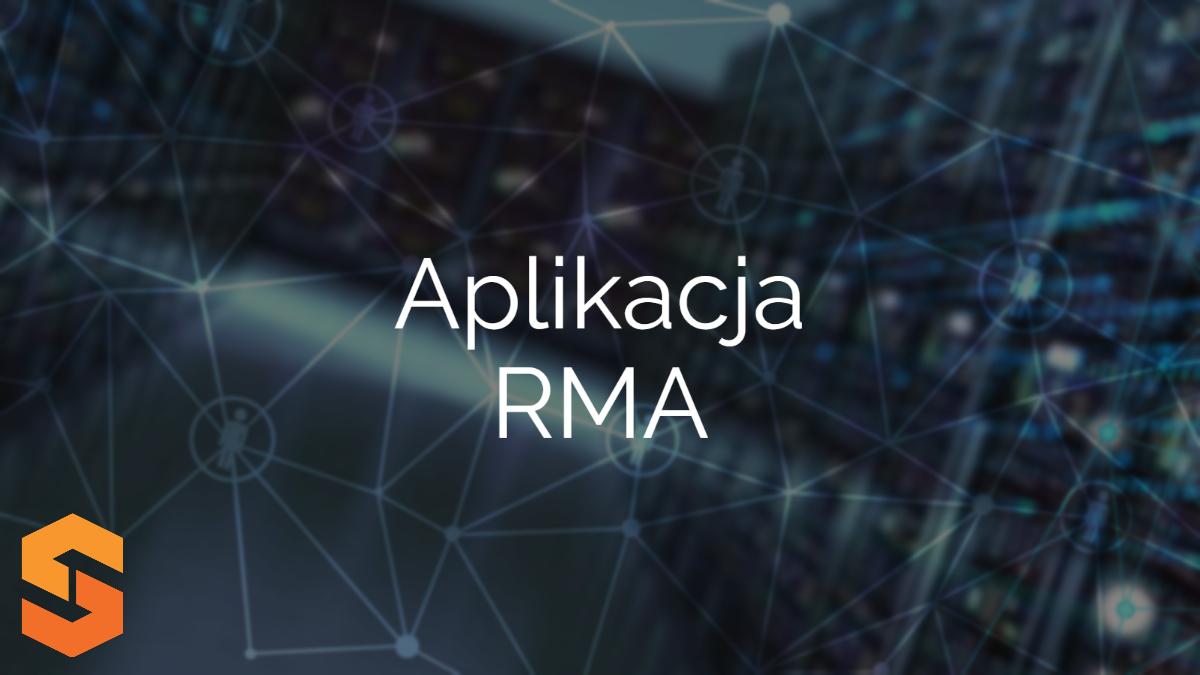 Aplikacja RMA online