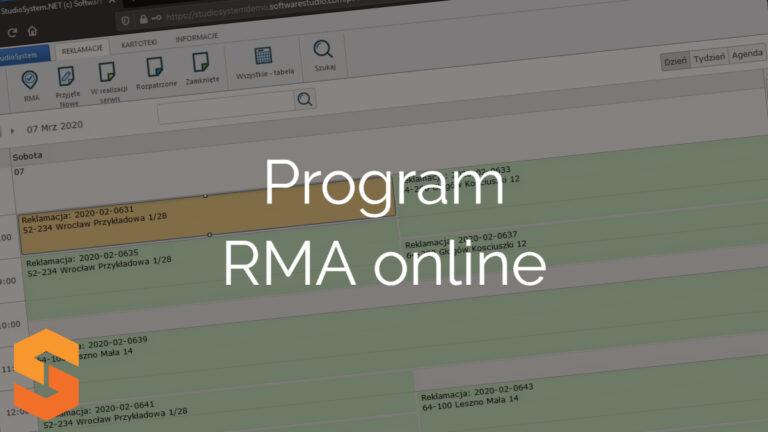 Program RMA