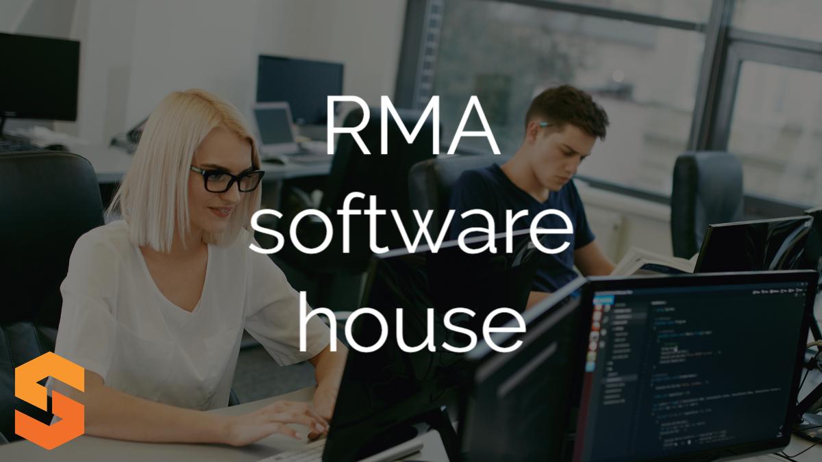 RMA software house