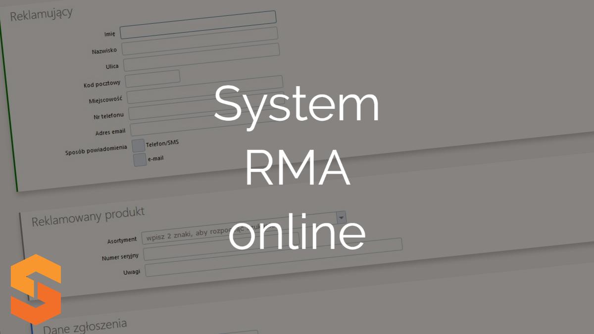 System RMA online