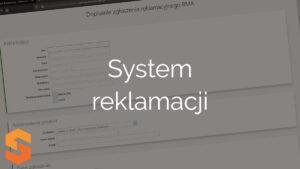 System reklamacji