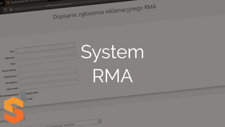 System RMA