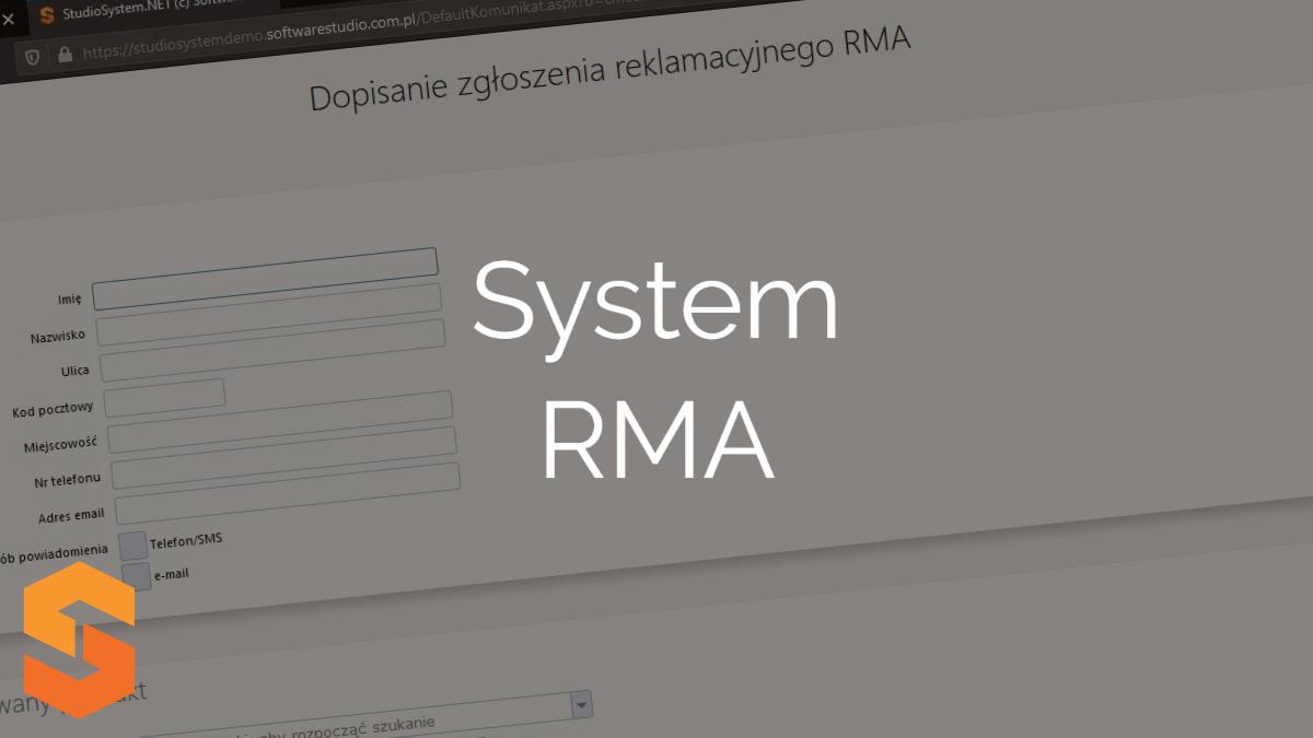 System zarządzania reklamacjami